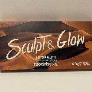 Models Own Sculpt and Glow Contour Palette